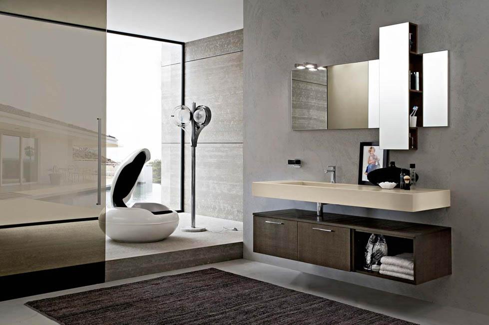 bagni eleganti moderni ~ idee per interior design e mobili - Bagni Eleganti Moderni