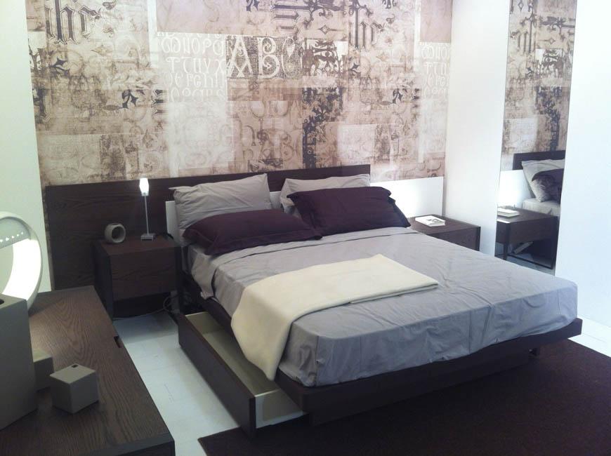 Camere moderne letti moderni armadi design - Camere da letto lissone ...