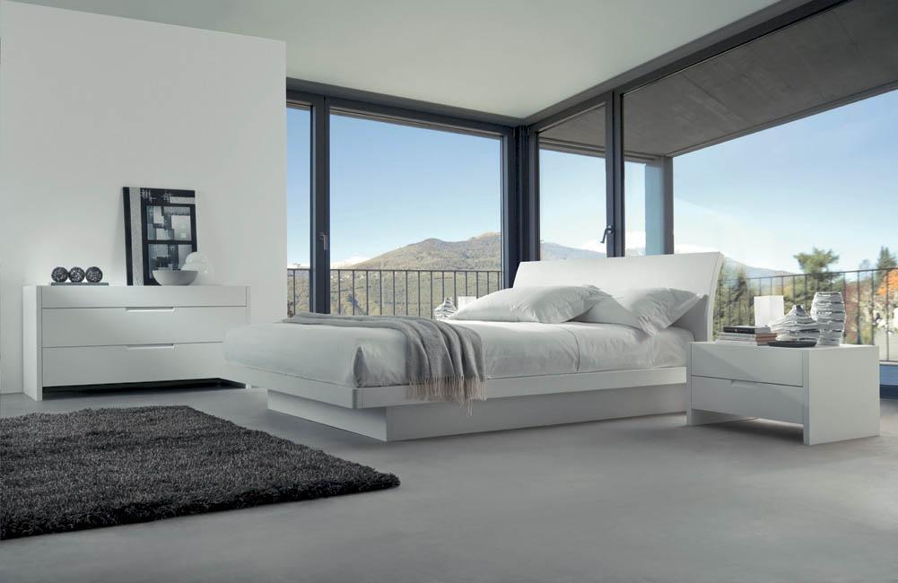 Camere moderne letti moderni armadi design for Outlet letti design