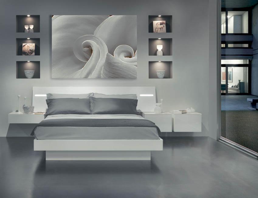 Camere moderne letti moderni armadi design for Armadi design moderno