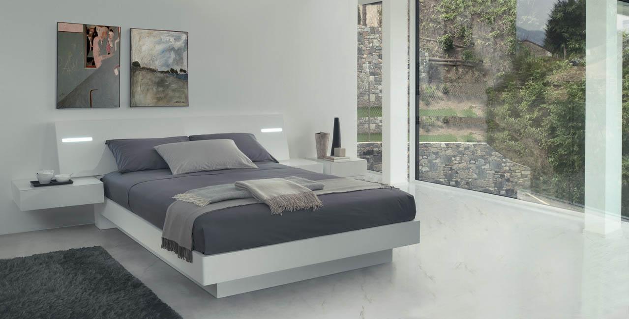 Best letti moderni design contemporary for Letti sospesi design