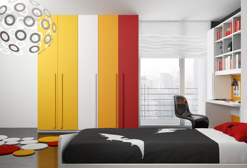 Camerette moderne camere per ragazzi camerette per bambini - Camere per ragazzi classiche ...