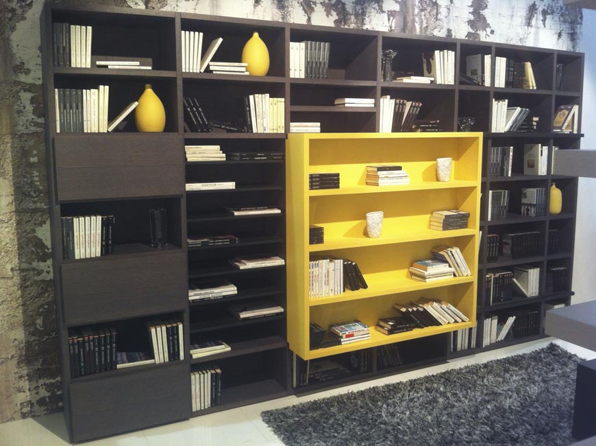 librerie moderne libreria design librerie angolari