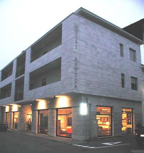 Negozio mobili milano negozi e uffici vantellino for Arredamenti mussi lissone